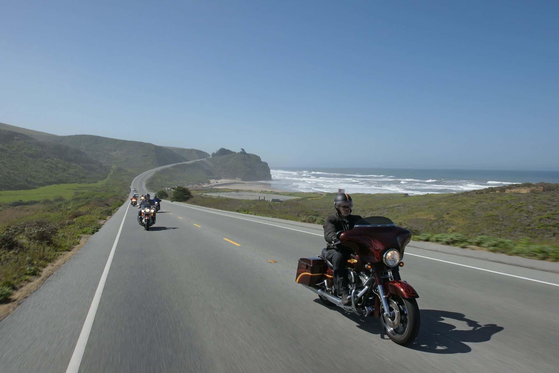 Beach Road Motorbike Trip