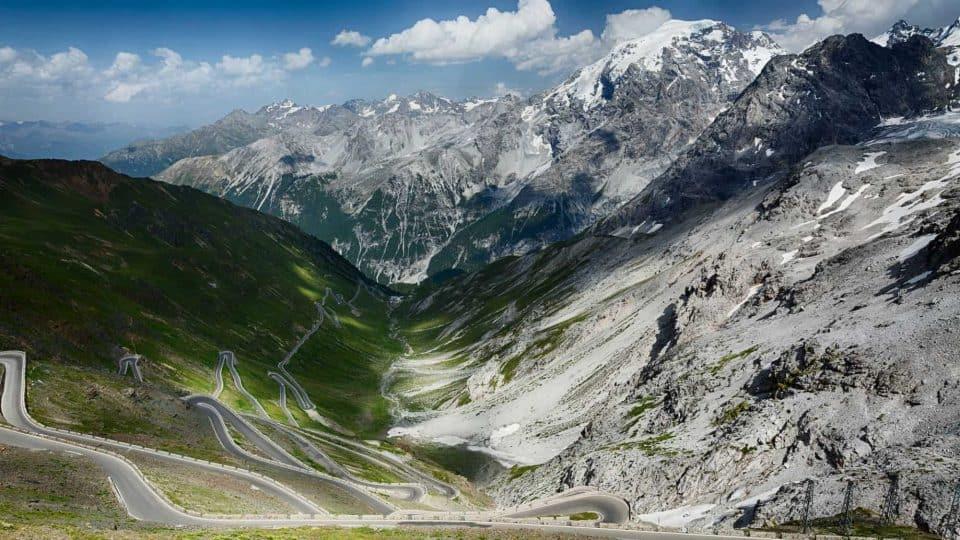 7. Furka Pass, Switzerland