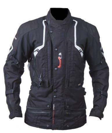 Helite Adventure Jacket in Black
