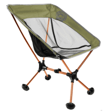 Wildhorn Outfitters Portable and Lightweight Hiking Chair Olive and Copper