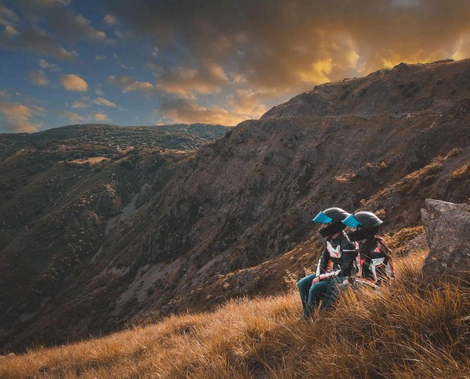 Hikes and Motorbikes