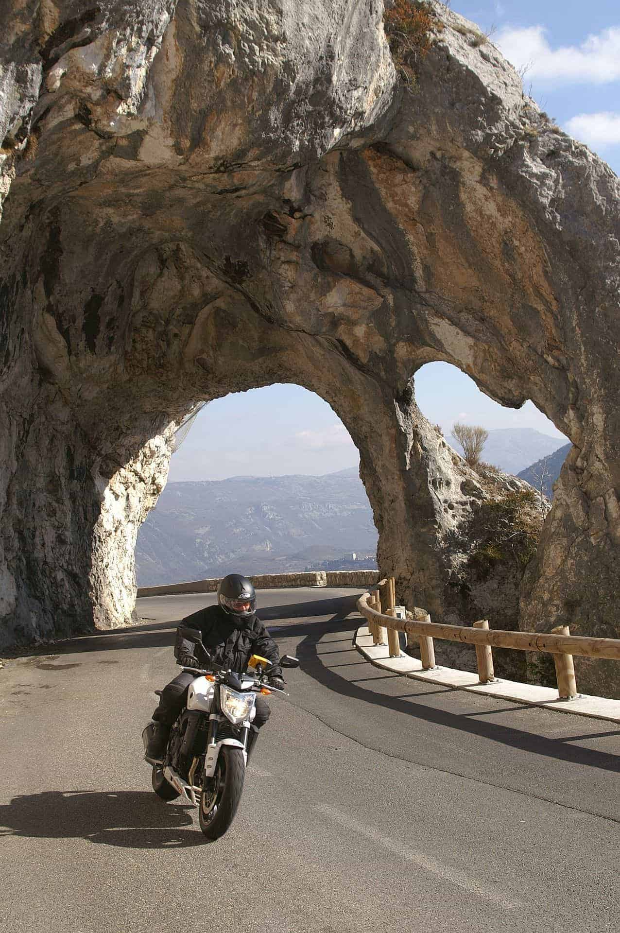 Articles - Traveling by motorbike