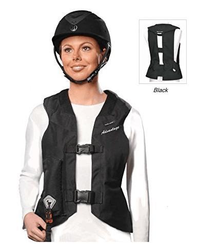 Hit Air Advantage Airbag Vest buckles option