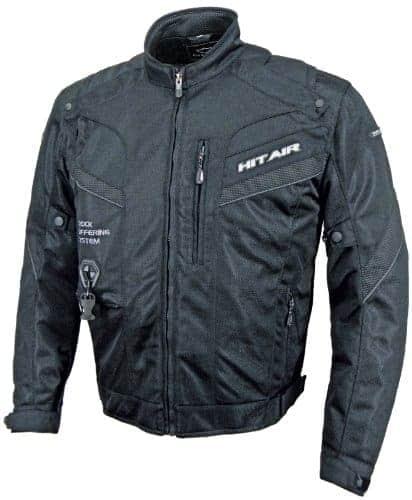 Hit Air Airbag Jacket MX7 Black