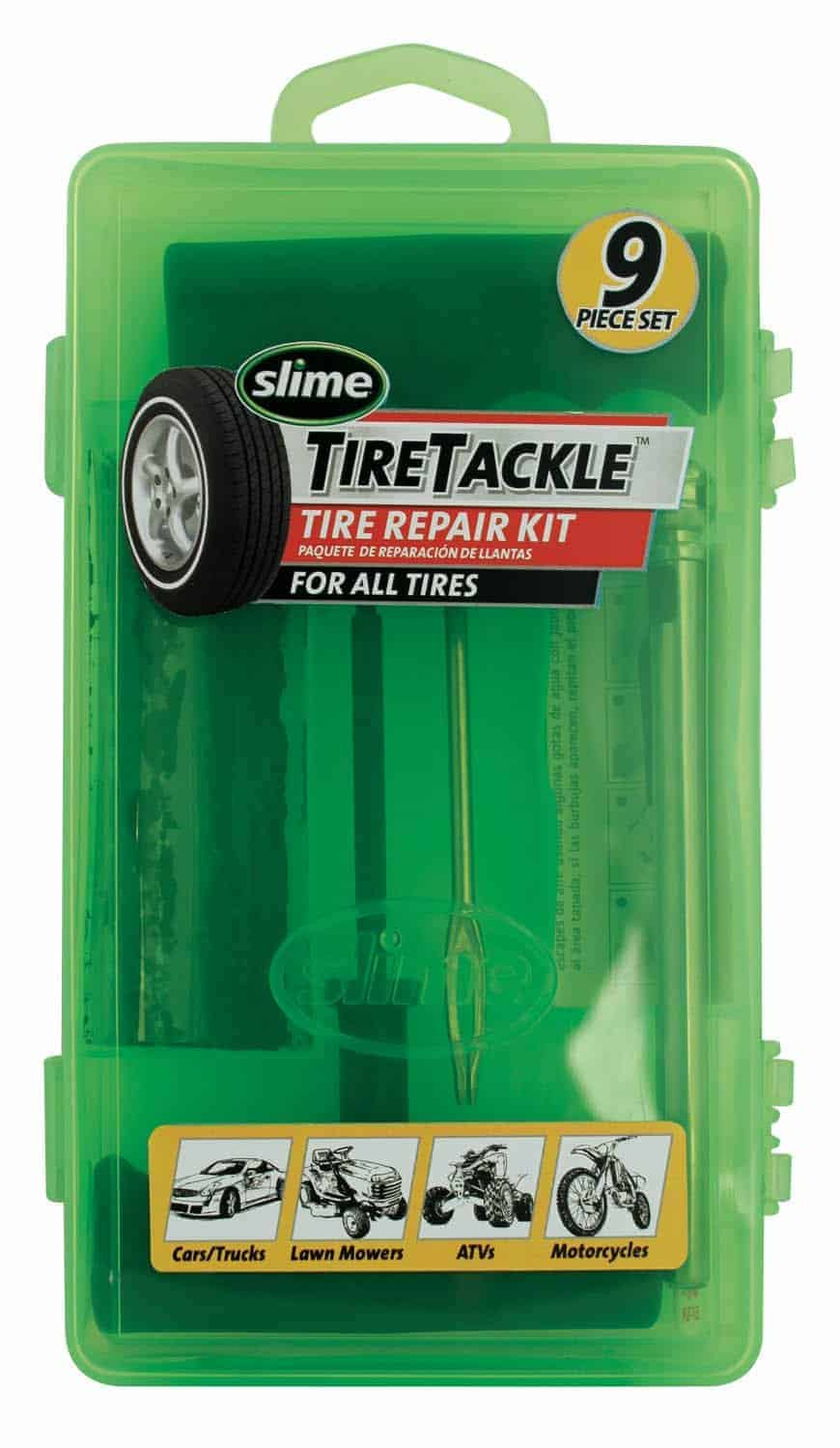 Slime Brand - Most basic Tire Repair Kit