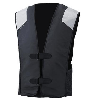 Best MotoAir Airbag One Motorcycle Airbag Vest Black