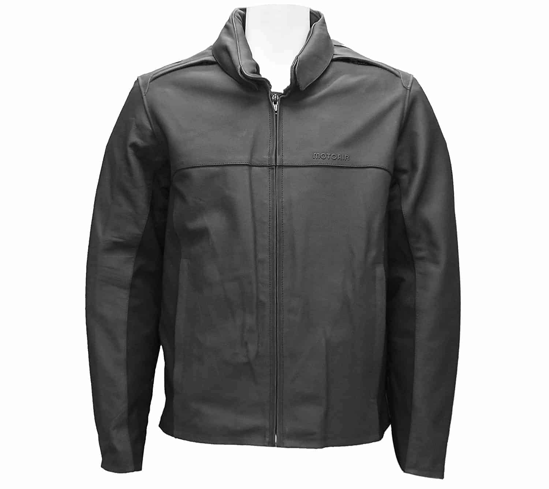 MotoAir L-300 Motorcycle Airbag Leather Jacket