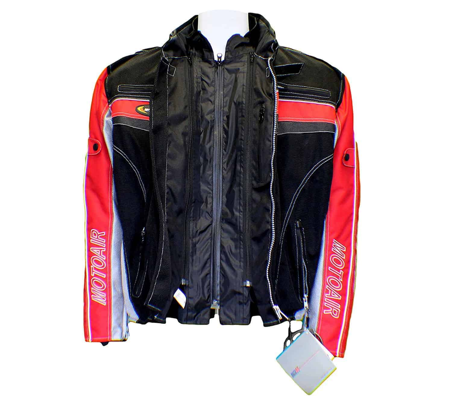 MotoAir M-600 Airbag Jacket