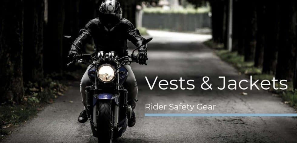Safety Gear - Personal Airbag Jackets and Vests