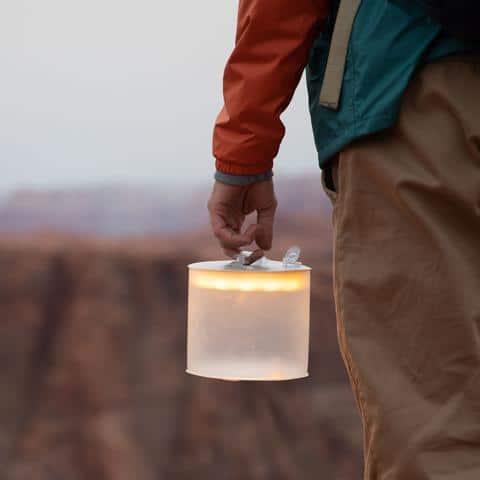 Luci Solar Base Light