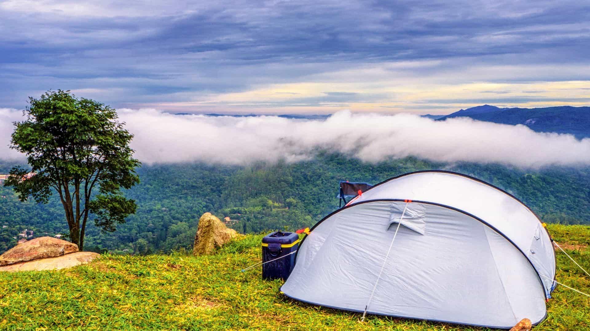 Instant Popup Tent