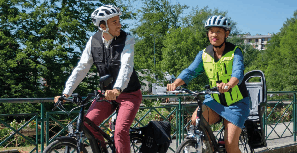 Airbag Vests for Cyclists
