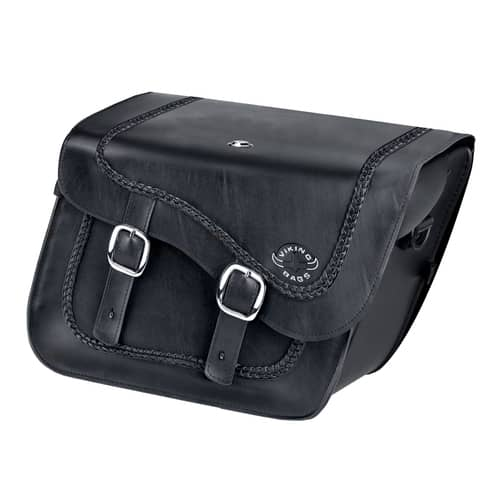Leather Motorcycle Saddlebags