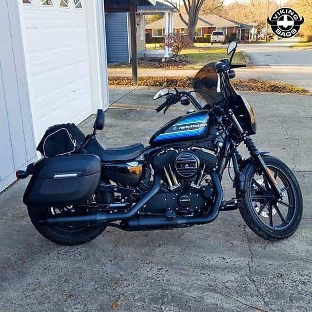 Viking Bags Harley Davidson