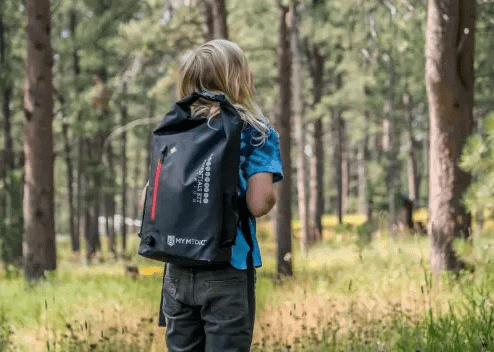 10 Essentials Backpack Life Saving Essentials