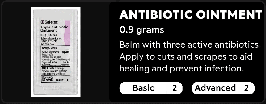 Antibiotic Ointment 2-2