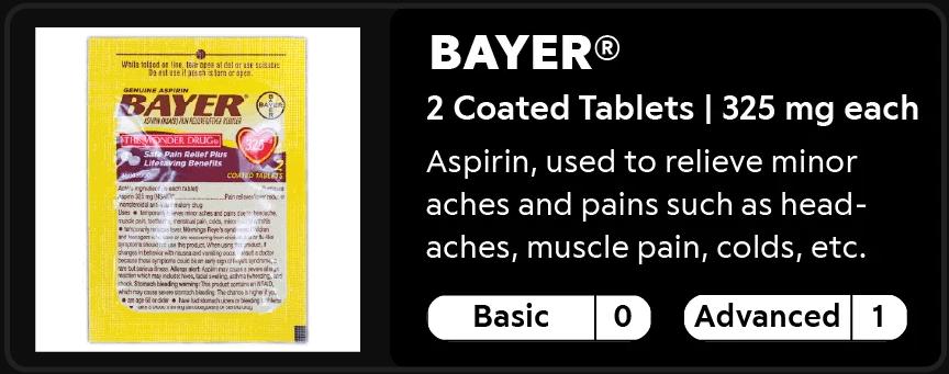 Bayer 0-1
