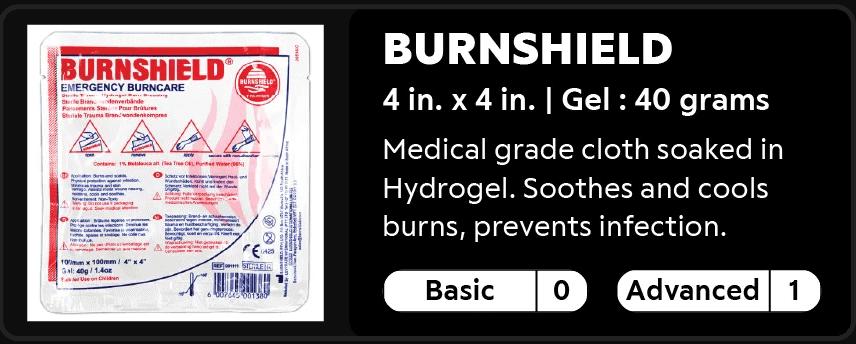 Burnshield 0-1