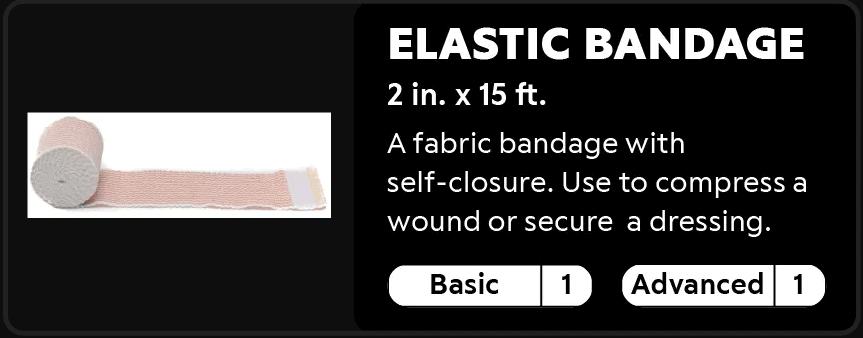 Elastic Bandage 1-1