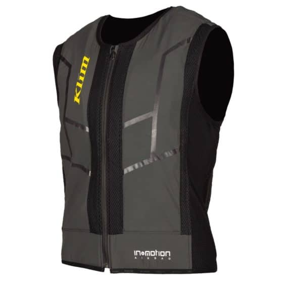 Klim have incorporated a smart protection system into their Ai-1 vest.