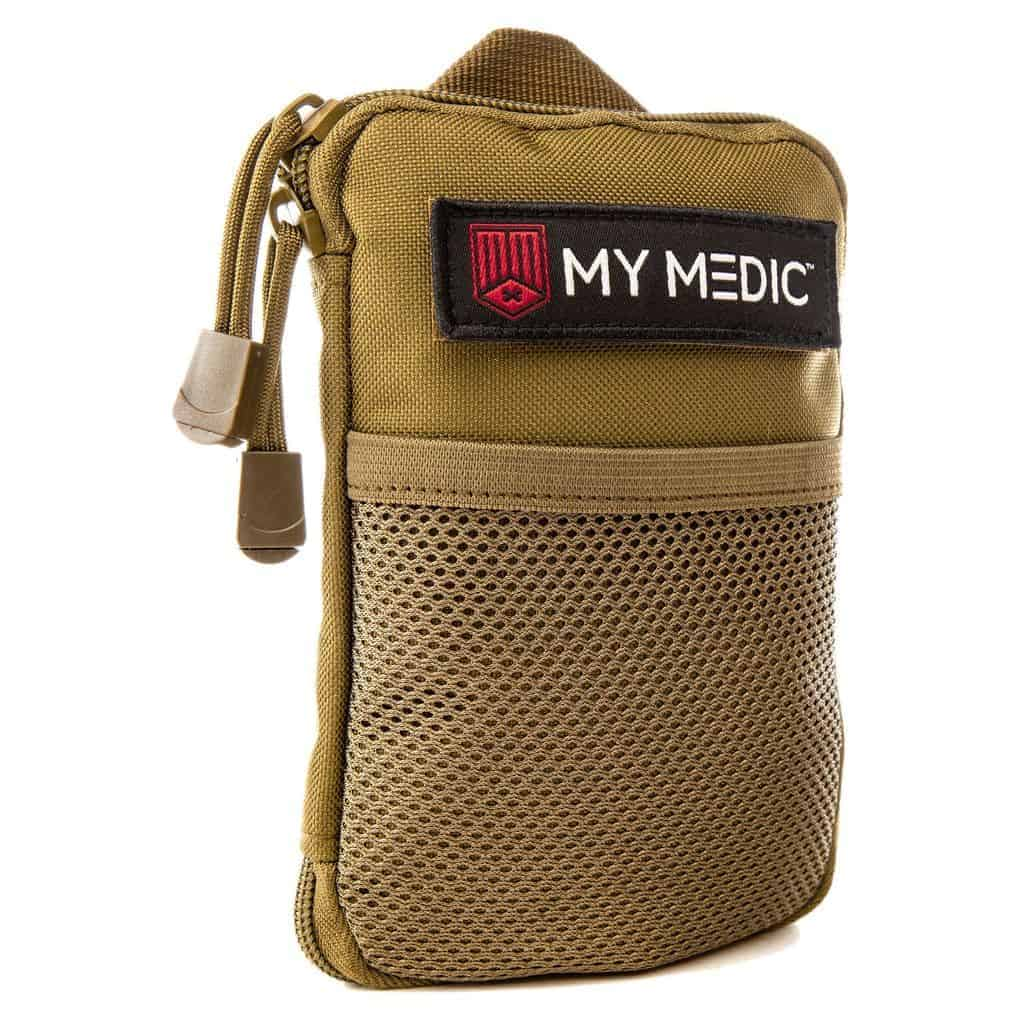 MyMedic Solo First Aid Kit Color Coyote