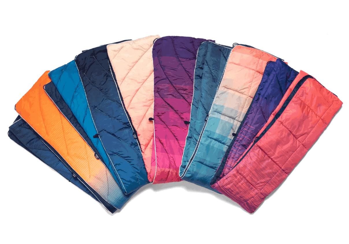 Rumpl Blanket Design Range