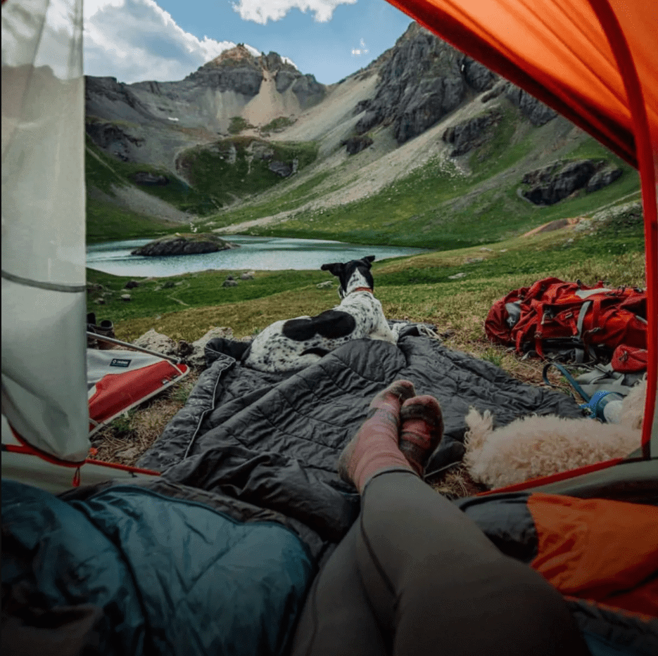Perfect for camping, hiking and travel in general