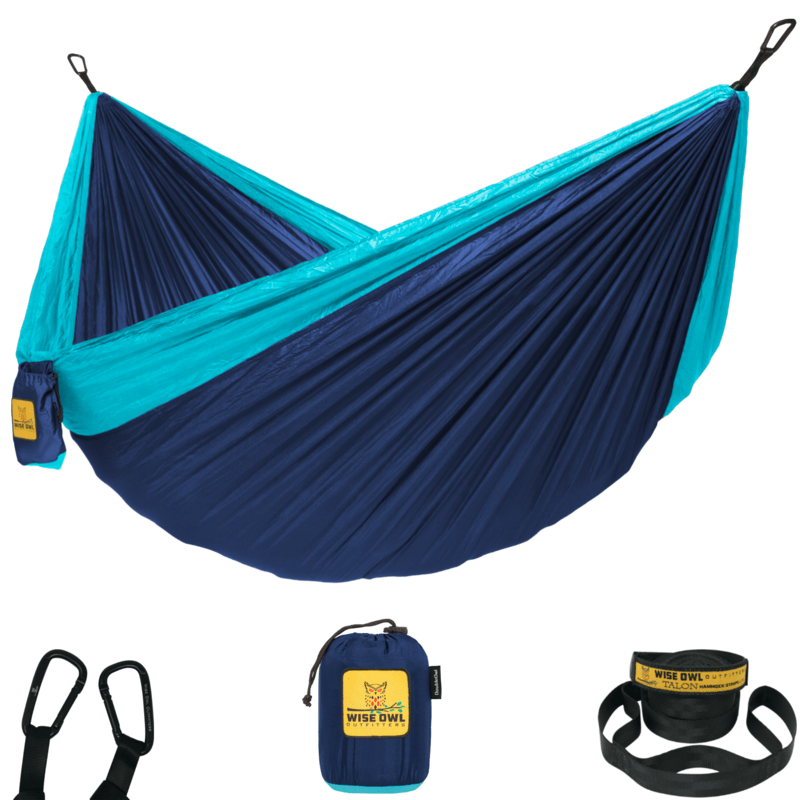 Wise Owl Best Selling Hammock - Whats included